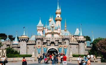 Doing Disneyland as a Military Family