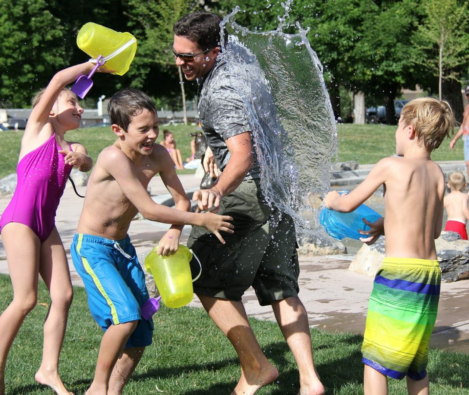 4 Reasons This Family Needs Summer Camp