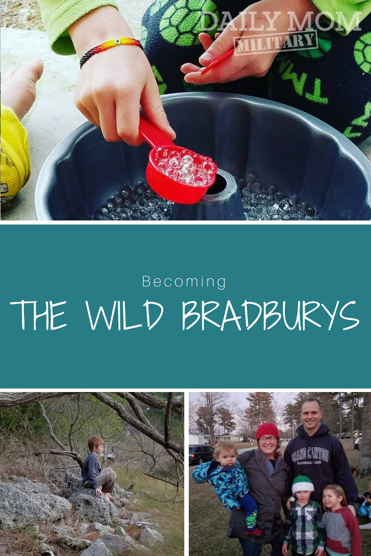 Becoming the Wild Bradburys: Traveling With Kids Abroad