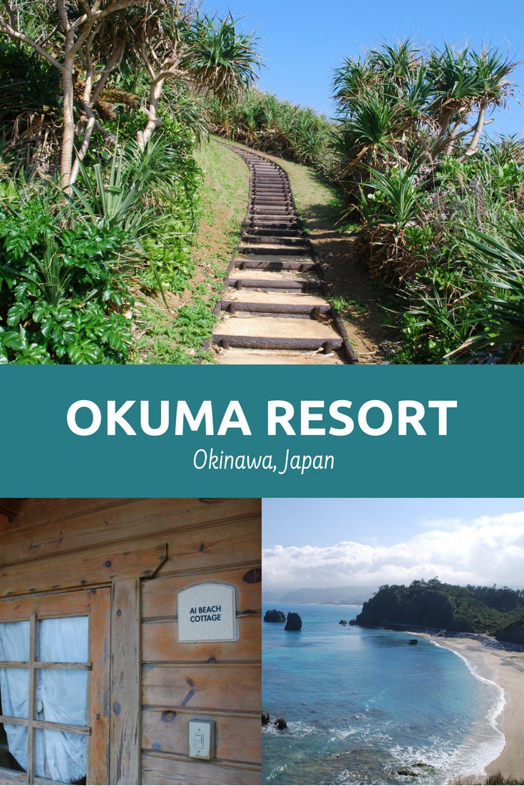 Okuma Resort in Okinawa, Japan