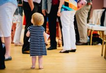 To Bring Kids or Not to Bring Kids to Events