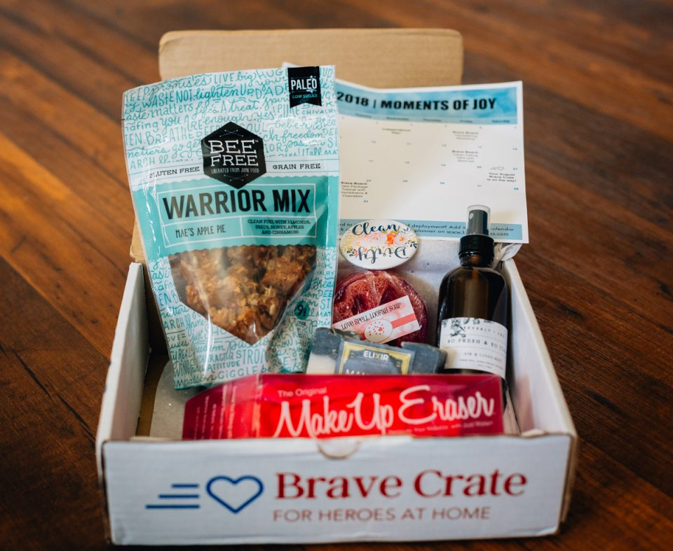 DMM Finds: Brave Crate