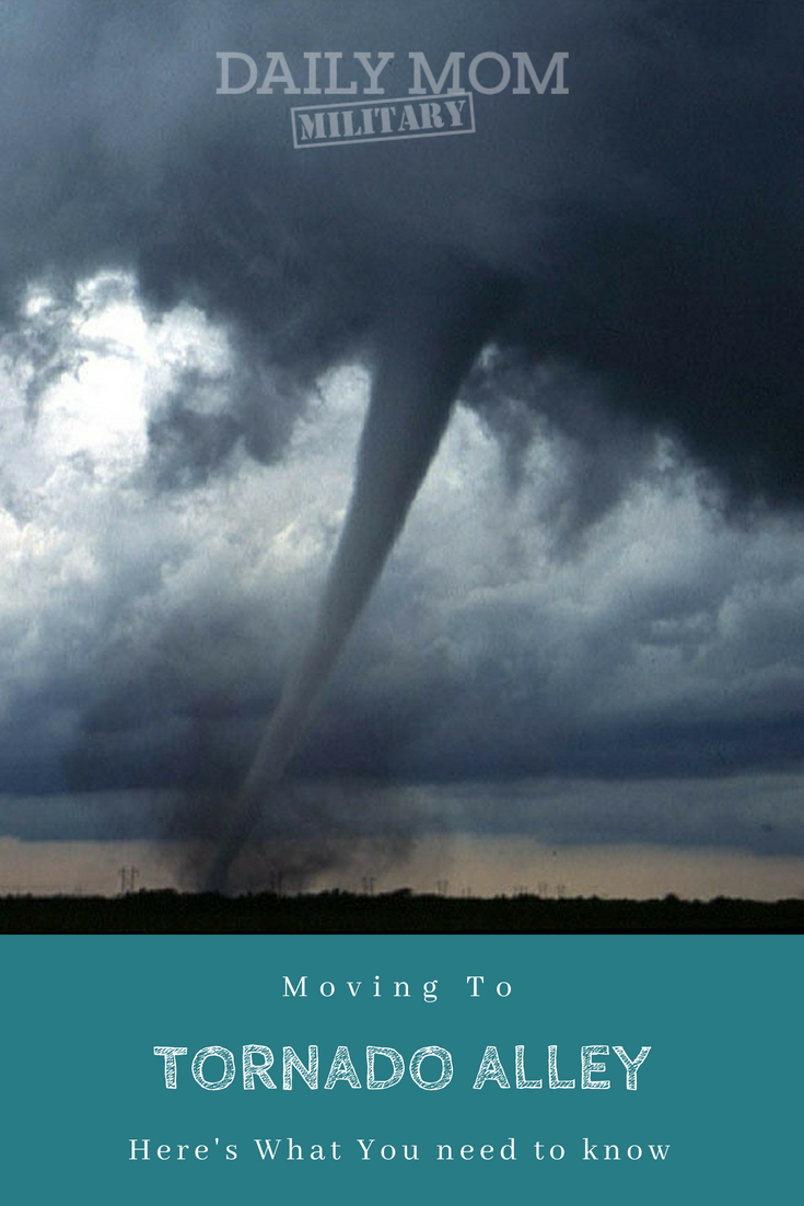 Moving to Tornado Alley? Here's What You Need to Know