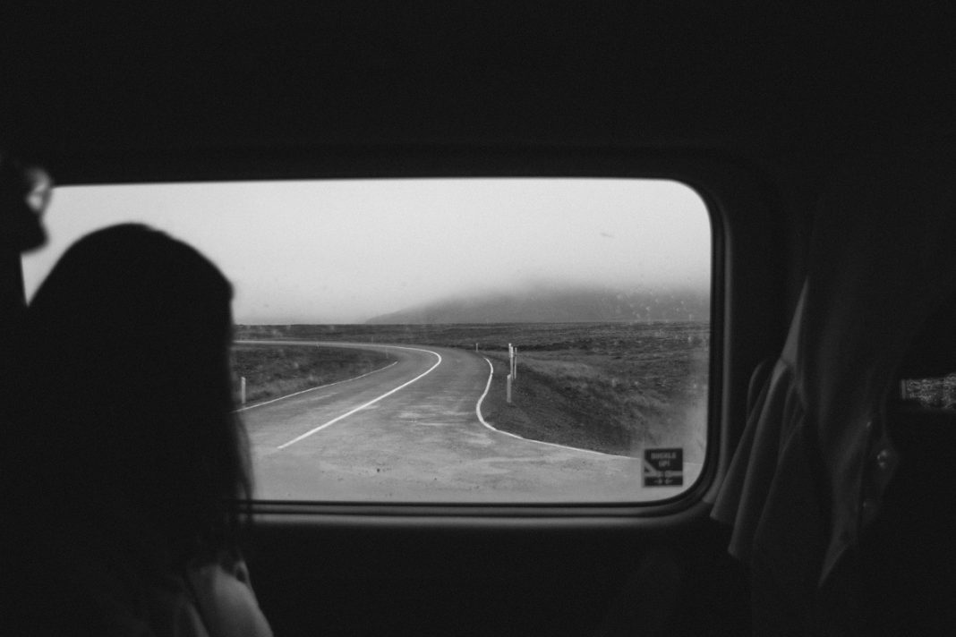 loneliness on the road
