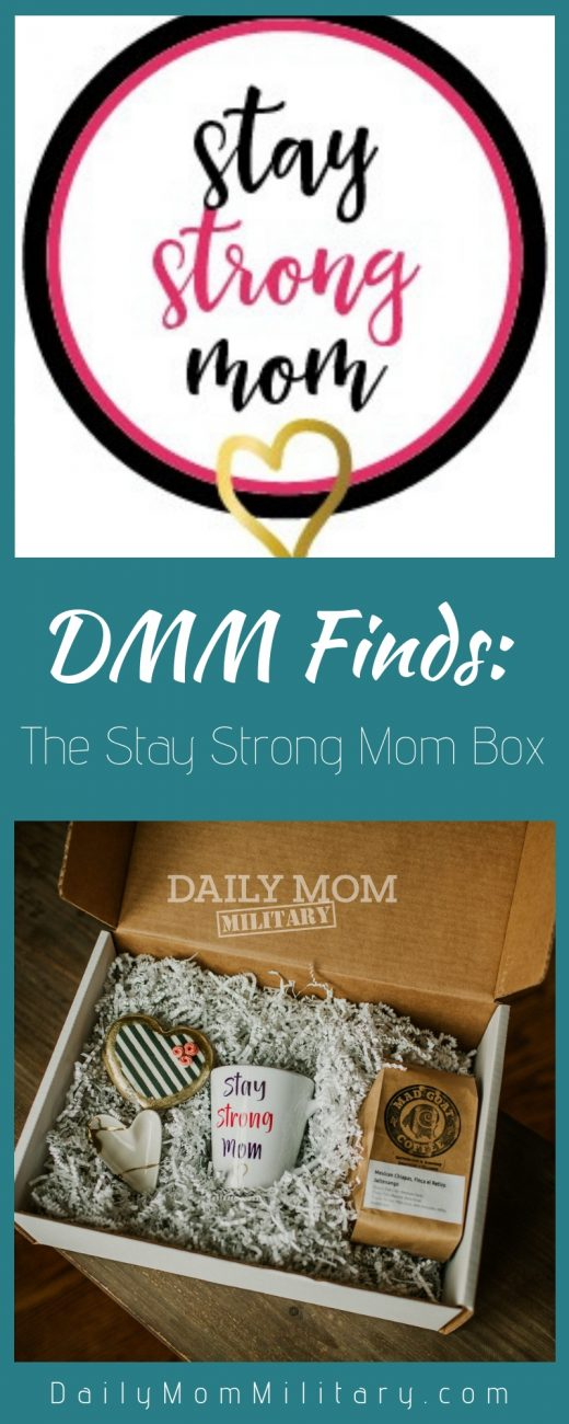 Stay Strong Mom Box