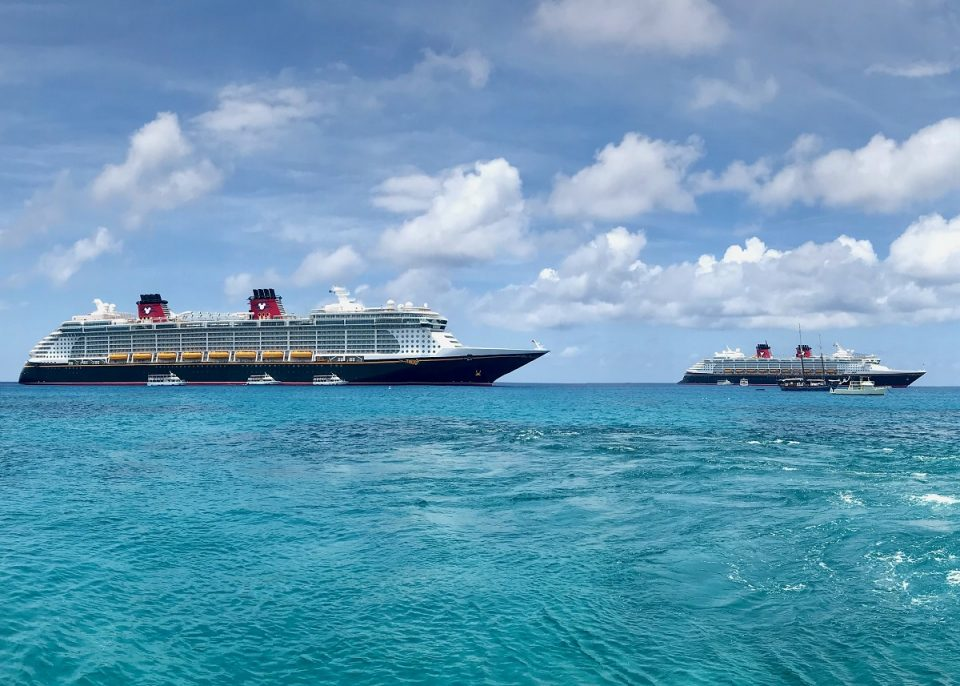 Disney cruises are great for military families