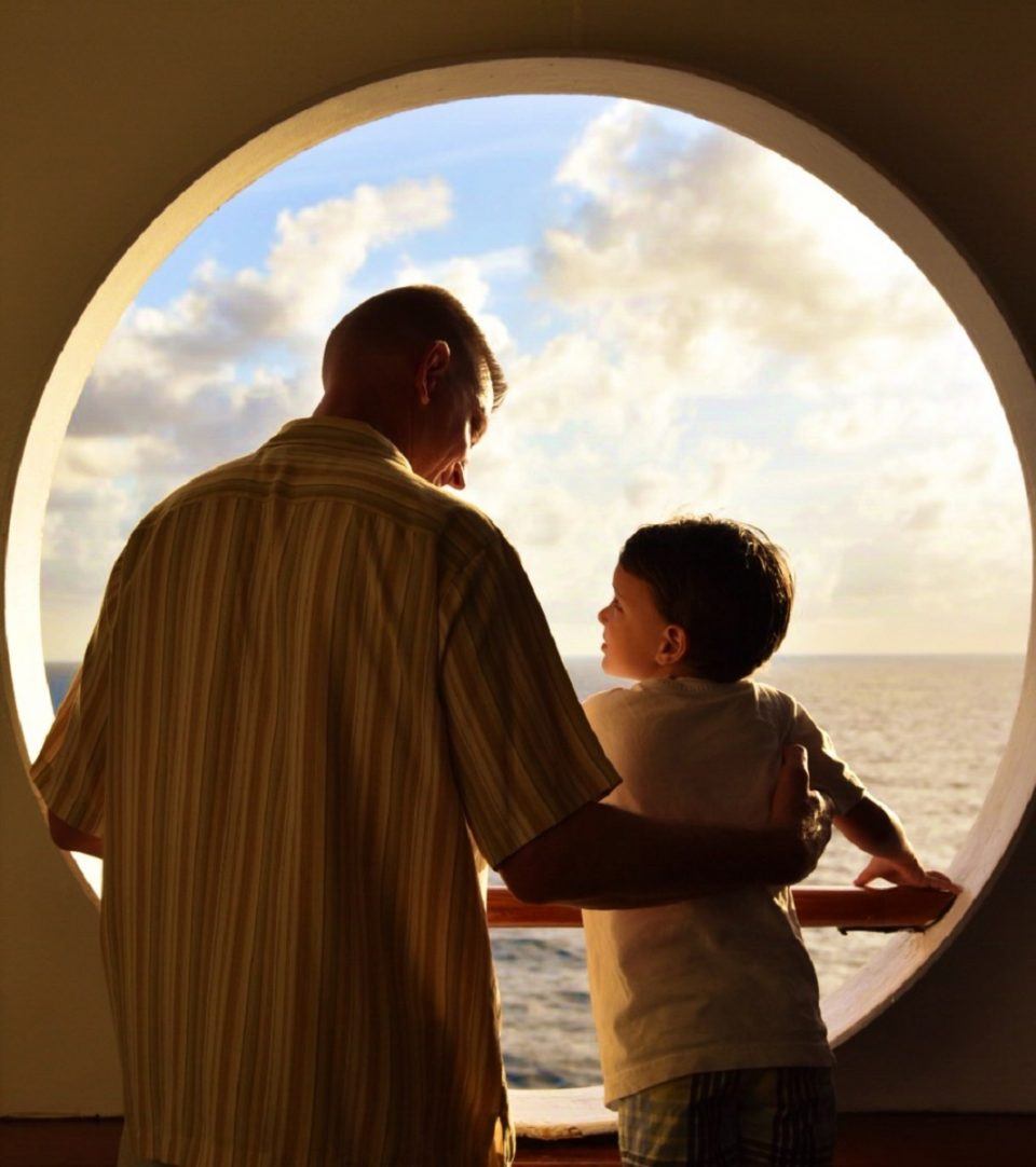 Why Disney Cruises are great for military families!