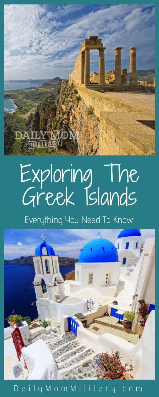 Exploring the greek islands everything you need to know