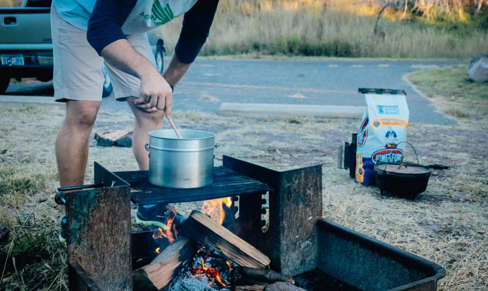 Go-to-Camping Meals