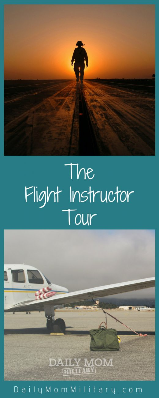 Riding Off Into the Sunset: The Military Flight Instructor Tour