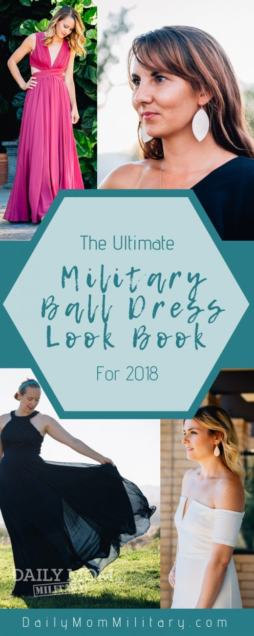 The Ultimate Military Dress Look Book For 2018 Pin Image