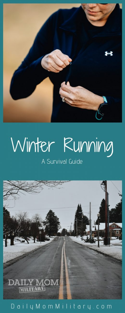 How to survive Winter Running