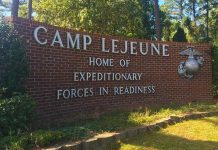 Camp Lejeune Says No to Mandatory Hurricane Florence Evacuation
