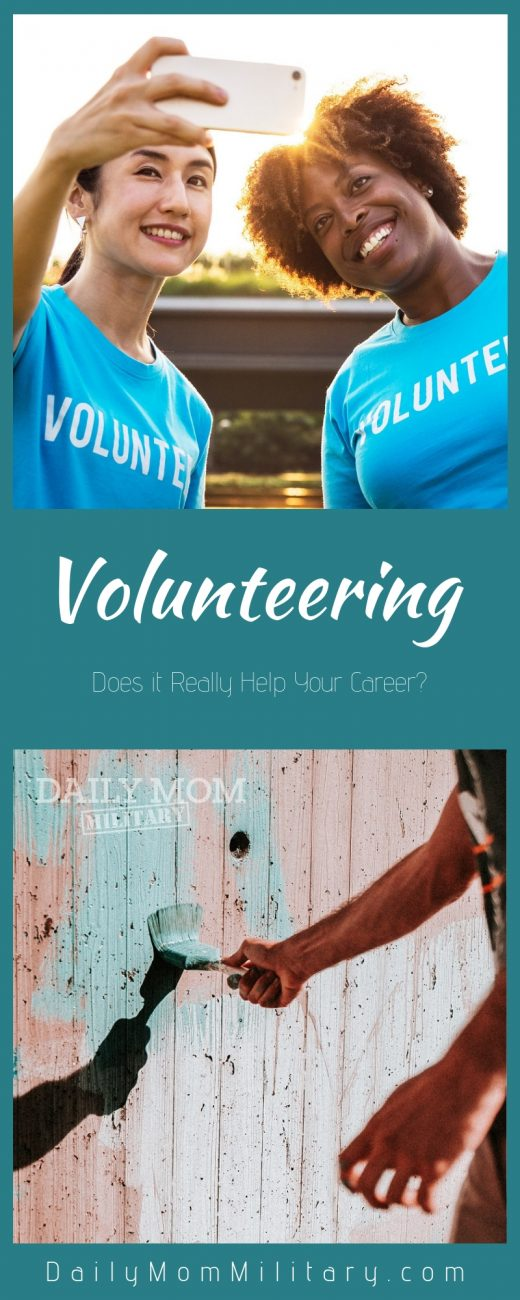 Does Volunteering Really Help Your Career