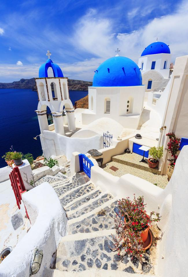 Exploring the Greek Islands