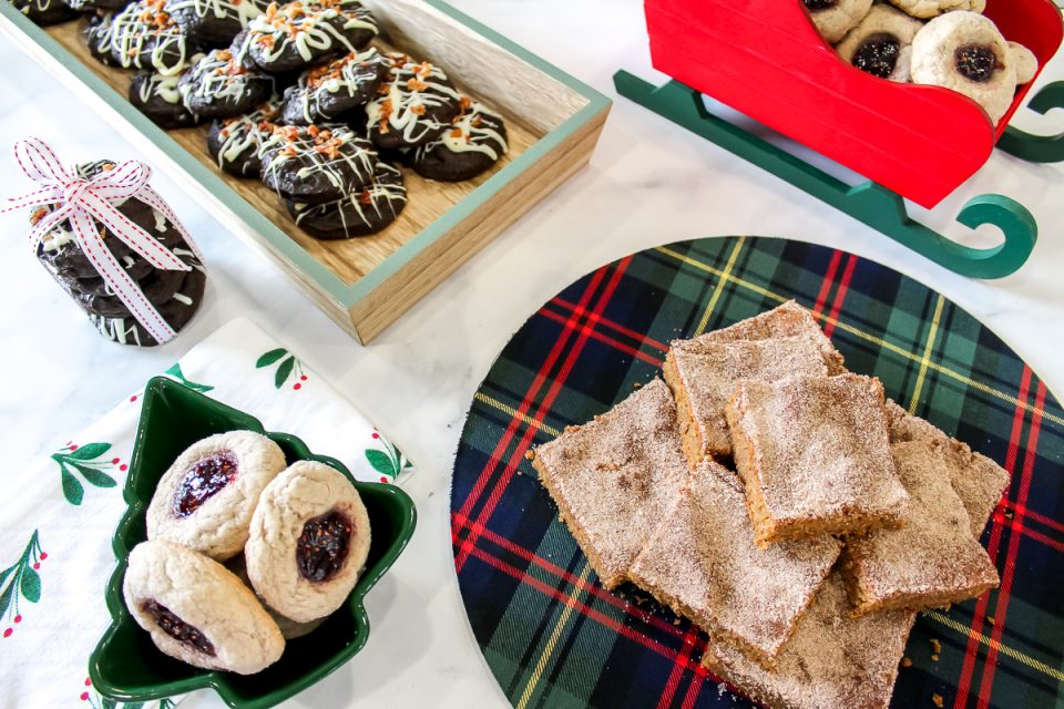 Cookie Exchange Favorites