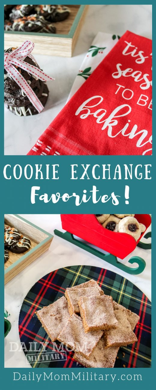 Cookie Exchange Favorites pin image