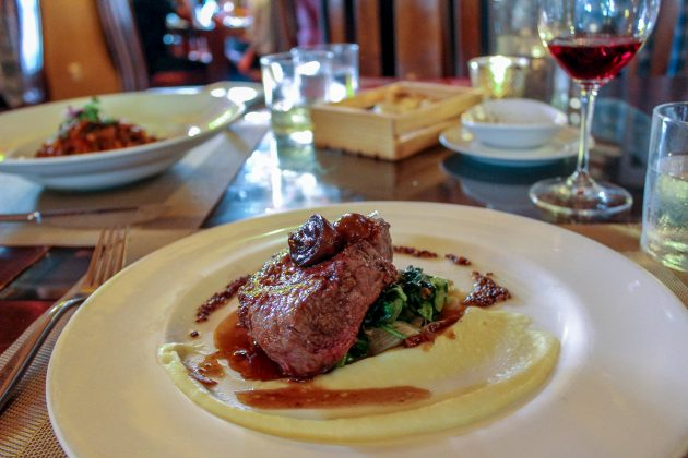 Living Like A Local: Date Night In Liberty Station