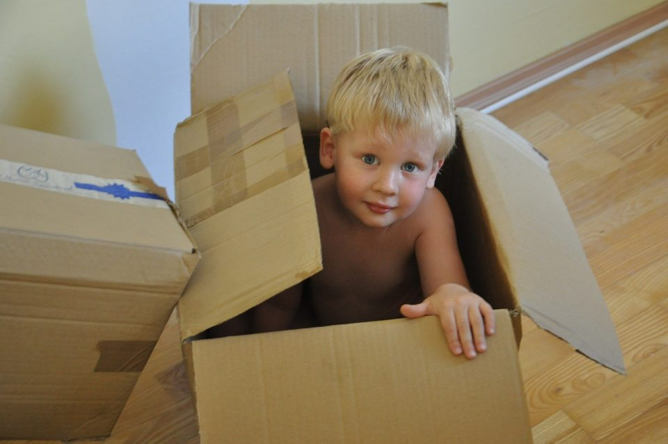 moving as a military kid