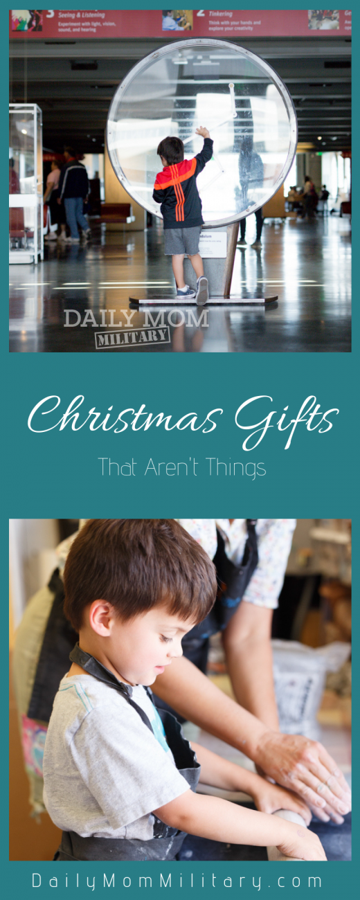 christmas gifts that arent things