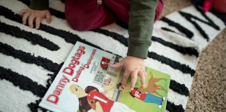 Deployment books for kids can help deployment be more understandable for kids