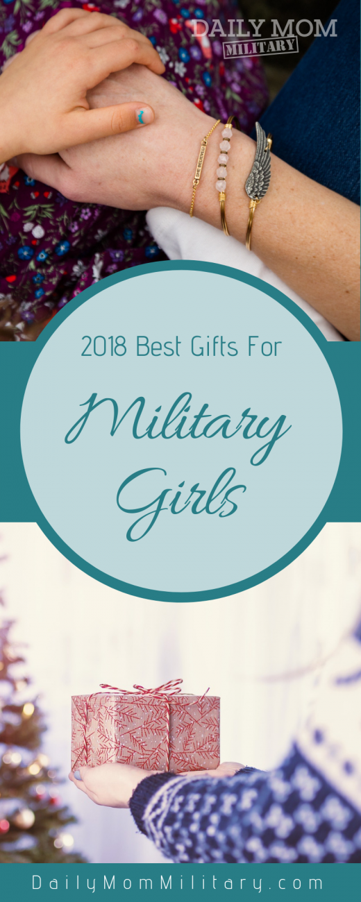 These are the best gifts for Military girls