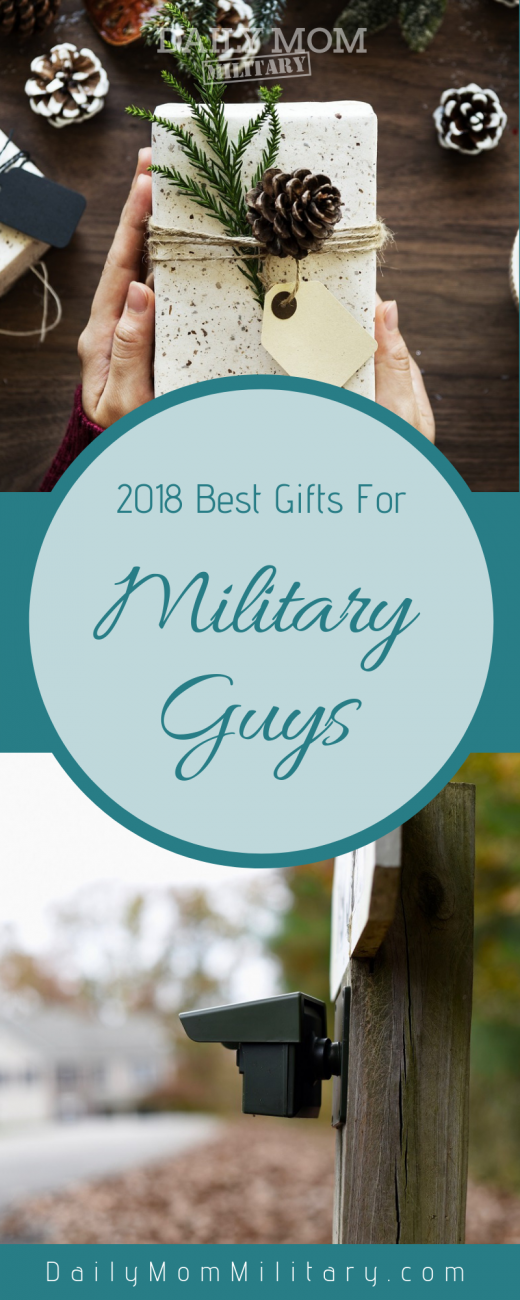 The Best Gifts For Military Guys