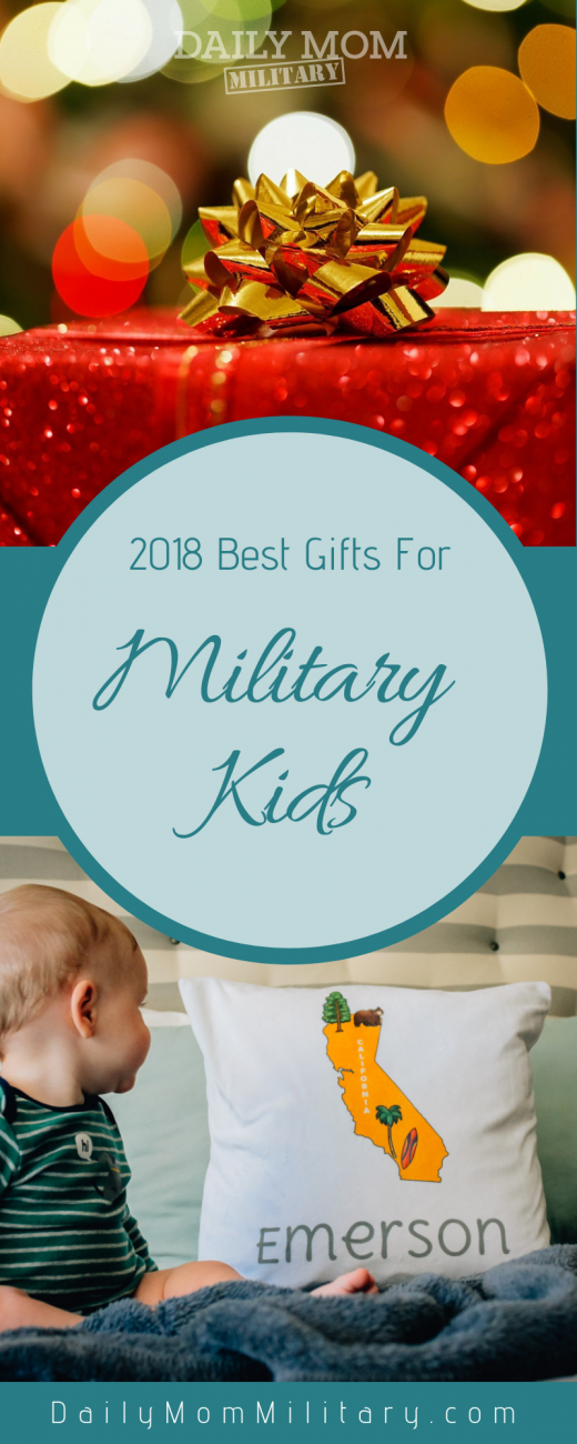 2018 best gifts for military kids