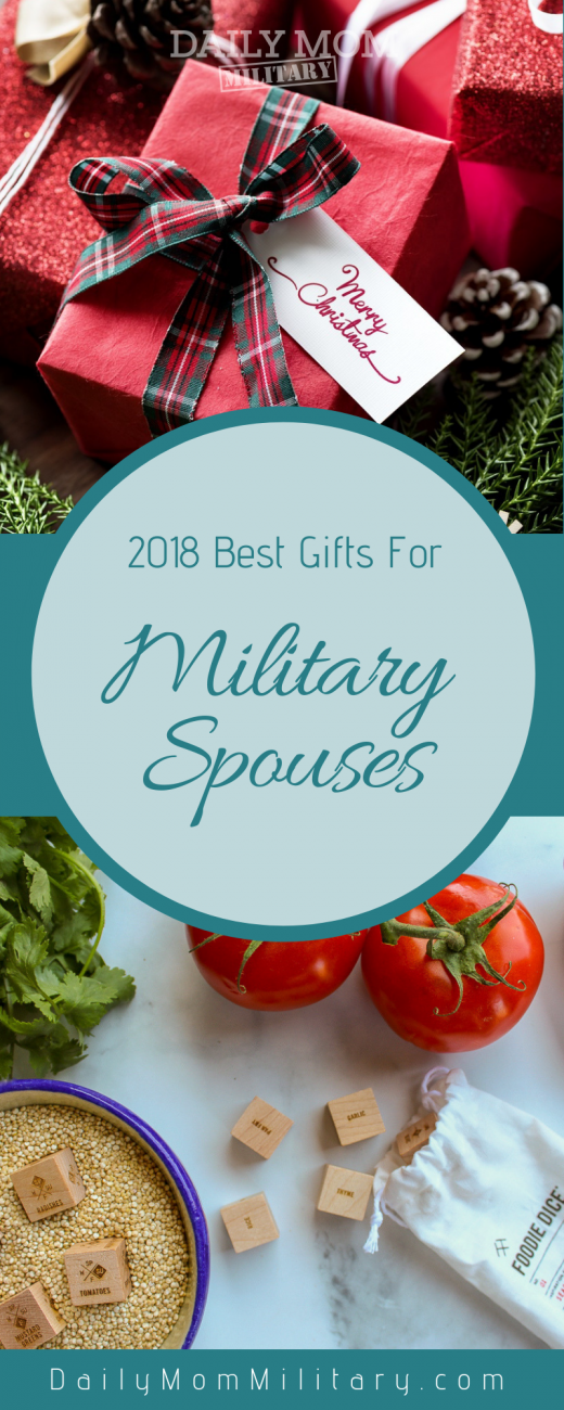 2018 best gifts for military spouses