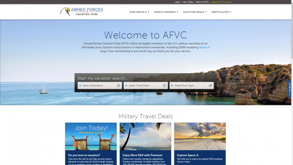 Military Vacation Deals >> The Best Kept Travel Secret For Military The Armed Forces