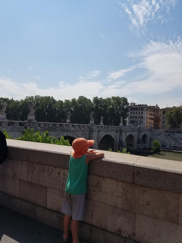 worldschooling with the wild bradburys: the city of fountains Rome 11 things to see