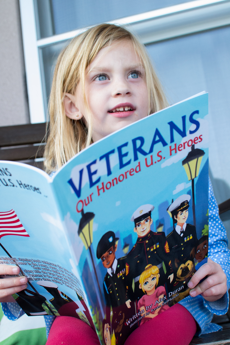 Gifts for Kids in Military Families