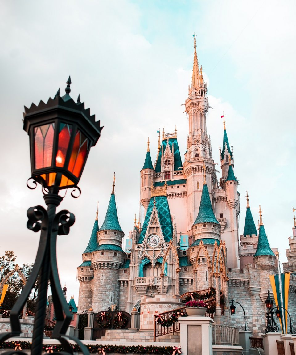 Doing Disney World as a Military Family