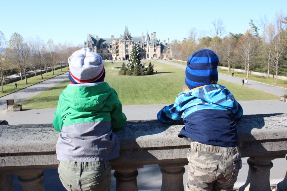 WSWTWB How to survive a Biltmore Estates Visit with Kids 1