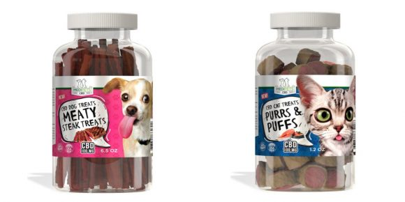 MediPets CBD treats are delicious for your pet