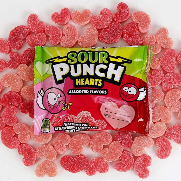 Sour Punch Candies