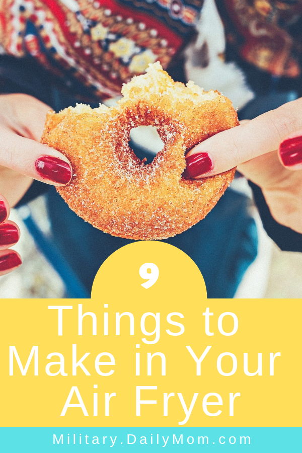 9 things to make in your air fryer