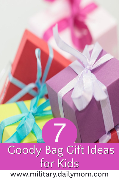 goody bag gift ideas daily mom military