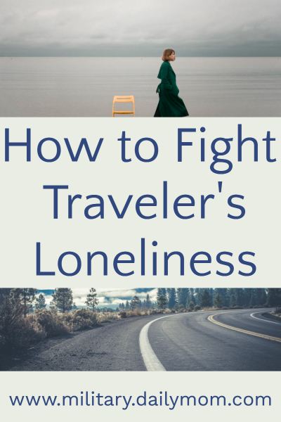 loneliness during travel