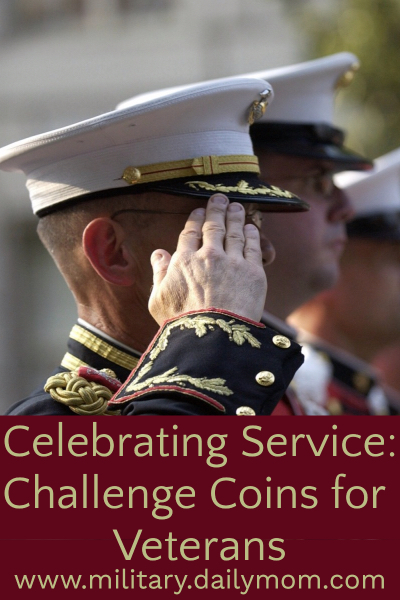 Challenge Coins for Spouses