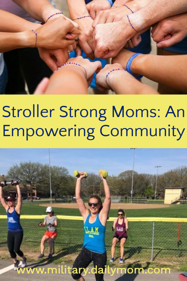 stroller strong moms sweat like a mother
