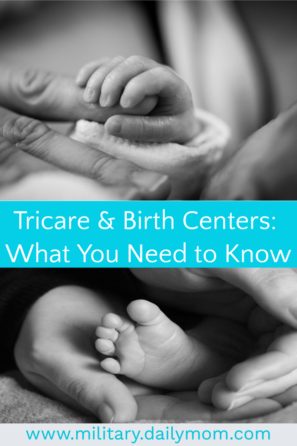 tricare and birth centers