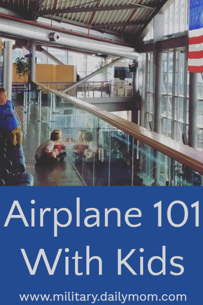airplane 101 with kids