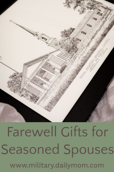 farewell gifts for seasoned spouses