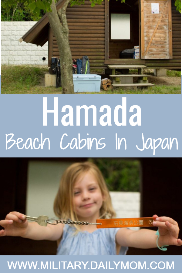 Camping In The Hamada Beach Cabins
