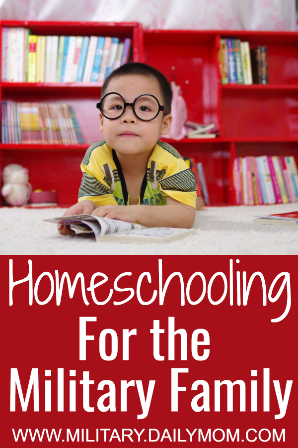 homeschooling for the military family