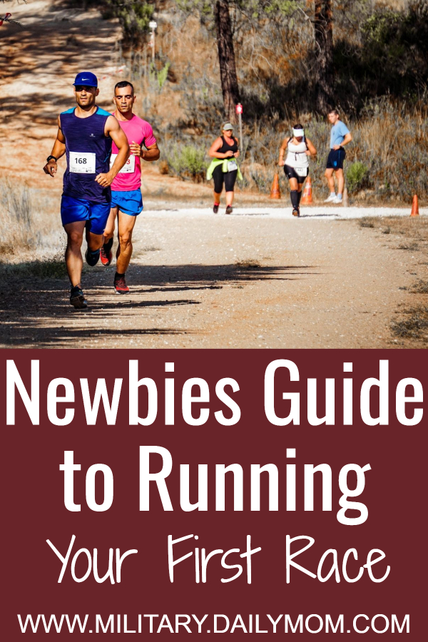 newbies guide to running your first race