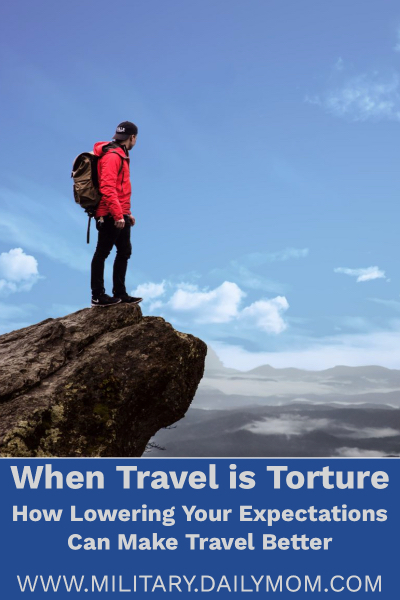 travel is torture