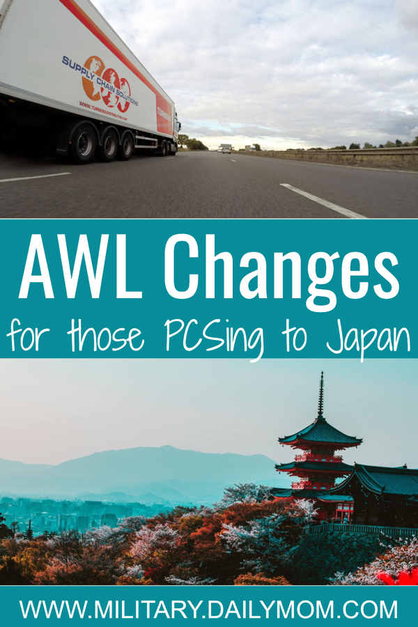 awl changes