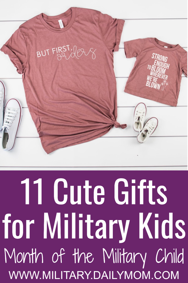 gifts for military kids 2